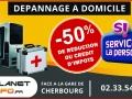 Dépannage domicile Cherbourg